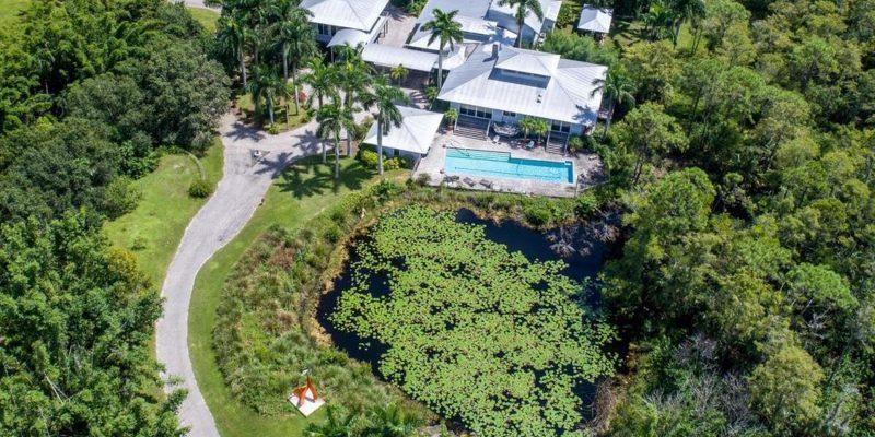 """Ein Anwesen der besonderen """"ART"""" – Fort Myers, FL!"""